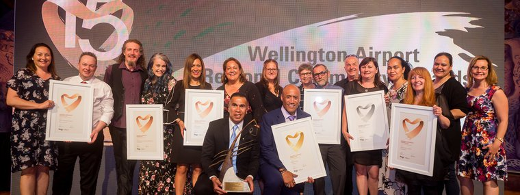 2018 Community Award winners