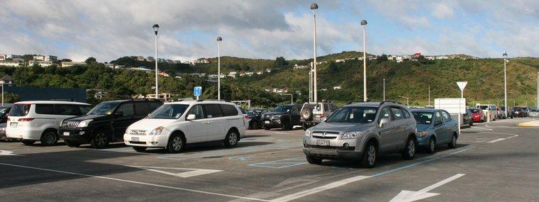 Parking Deals