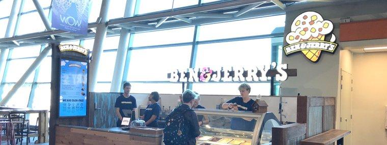 Ben & Jerrys store 2