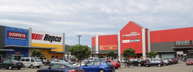 retail park