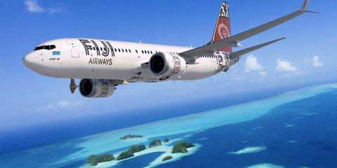 Fiji Airways Boeing 737 Max 8 2