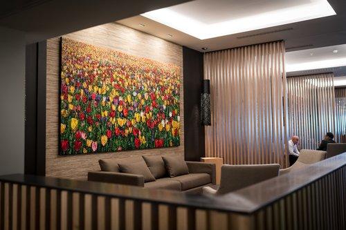 rydges hotel art