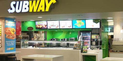 Subway Provided May 2017