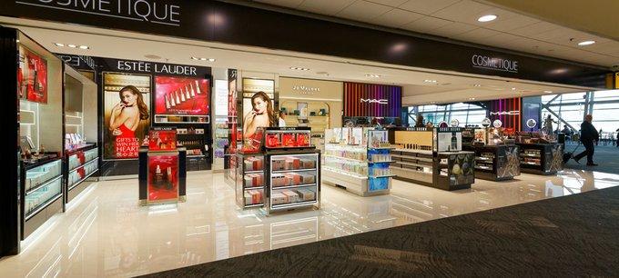 Cosmetique store
