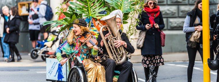 Sponsorships - Jazz Festival